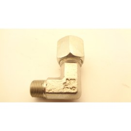 knelkoppeling  recht 1/8 x 8 mm